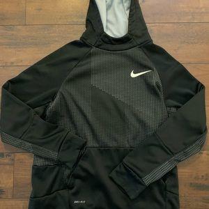 Boys Nike dri fit sweatshirt
